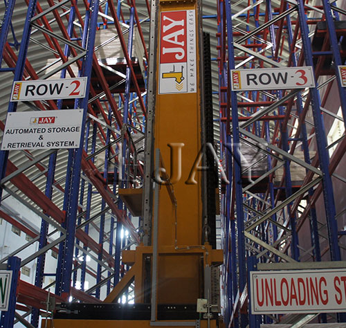 pallet retrieval systems pdf Consult ssi schäfer's entire as / rs systems catalogue on directindustry  page: 1/9  pallet racking systems  the range of storage and retrieval systems.